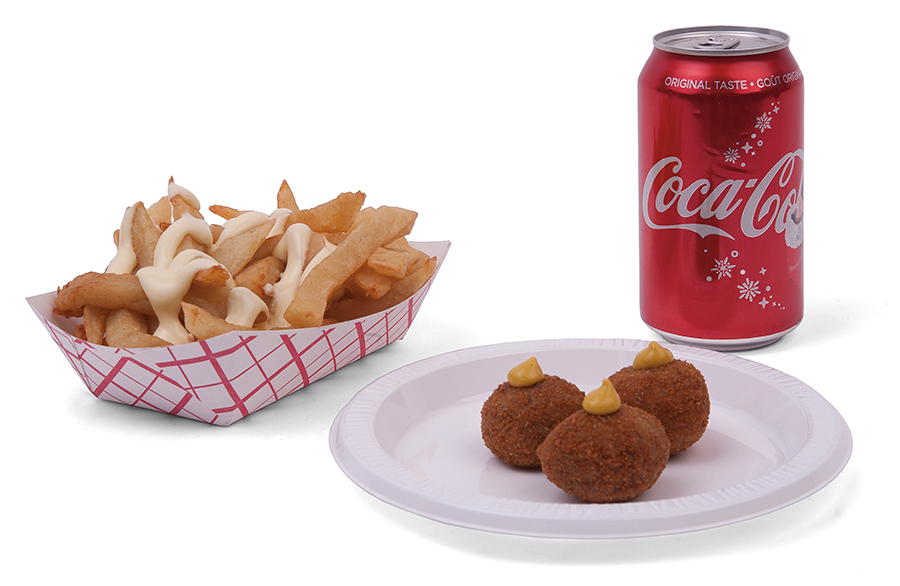Dutchlicious menu item: Bitterballs Combo