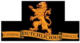 Dutchlicious Catering Service Logo